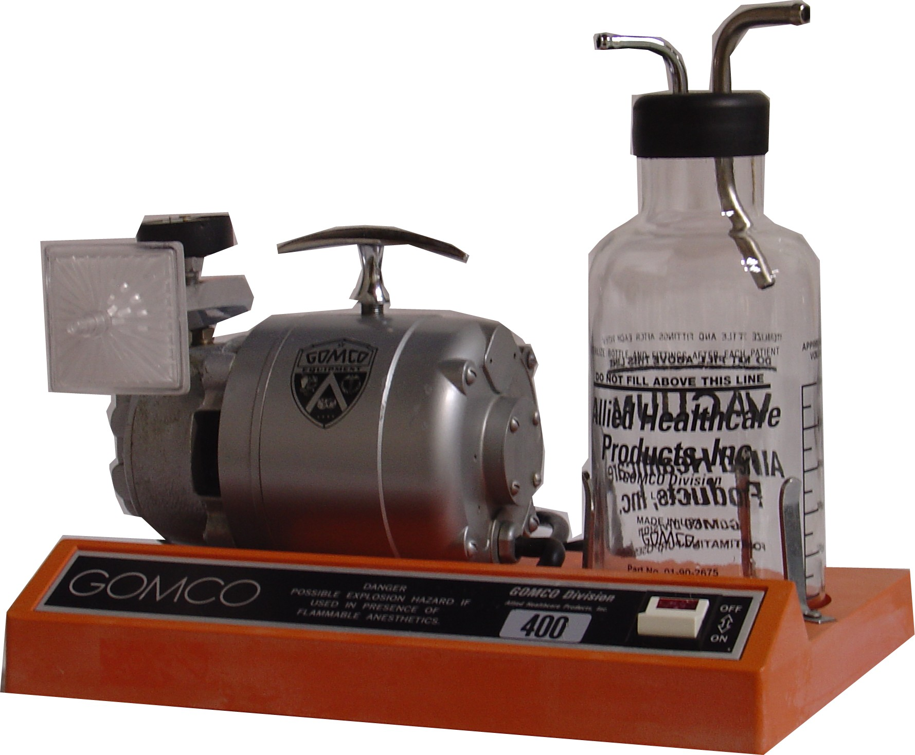 gomco suction machine